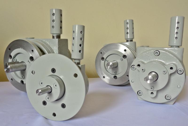 Manutenção de motores pneumáticos