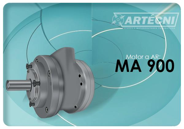 Motor a Ar: 900